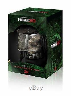 Predator Ultimate Hunting Trophy mit Büste 3D BLU-RAY Box-Set TOP