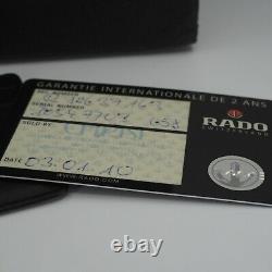 Rado Diastar Automatik Referenz R12637163 Box&papiere Full Set Top