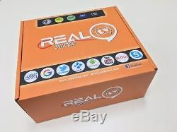 Real Tv IPTV set top boxes Ultra and Hybrid