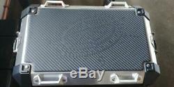 Rubbatech BMW Aluminium TOP & SIDE Pannier Box Pad Set R1200GS R1200GSA