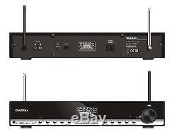 Sangean Internet Radio/Network Music Player/ FM-RDS (RBDS) Set Top Box WFT-1 NEW