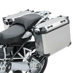 Set Alu Koffer für BMW R 1250 GS Adventure 19-20 + Kofferträger ADX70