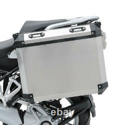 Set Alu Koffer für Yamaha Tenere 700 19-20 + Kofferträger ADX70