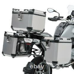 Set Alu Top Box+Rear Rack for Honda Africa Twin Adventure Sports 1100 2020 ADX42
