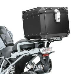 Set Aluminium Top Box+ Rear Rack for BMW R 1200 GS Adventure 14-18 ADX42B