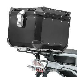 Set Aluminium Top Box+ Rear Rack for BMW R 1250 GS Adventure 19-21 ADX42B