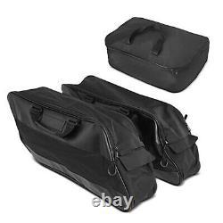 Set Inner Bags for Harley Street Glide Special 15-21 saddlebags / top box