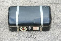 Set Of Craven Panniers And Top Box Ref B5h