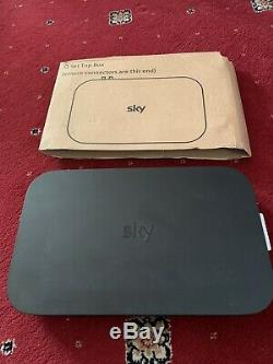 Sky Q 2TB Box Silver With Viewing Card (Q Set Top Box)