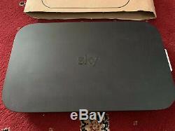 Sky Q 2TB Box Silver With Viewing Card (Q Set Top Box)