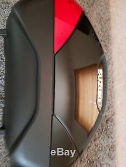 Suzuki Vstrom Full Luggage set dl650 dl1000 panniers topbox and silver frame