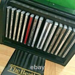 THE BEATLES 16 CD Roll Top Box Set Collection 1988, BBX2 91302 many sealed
