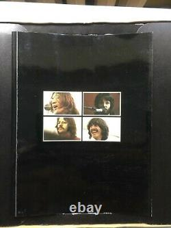 THE BEATLES LET IT BE 1st Press MINT TOP AUDIO 2U BOX Set