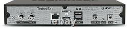 Technisat DIGIPLUS UHD S 4K Twin Tuner Digital Satellite Receiver Set Top Box