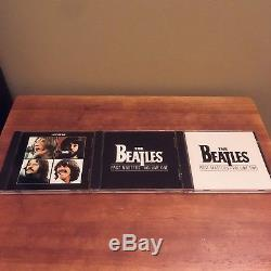 The Beatles 16 CD Complete Set Wood Bread Box Roll Top Collection Albums with Book