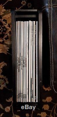 The Beatles 1988 Roll Top Complete Studio Box Set14 Sealed LP's Vinyl Records
