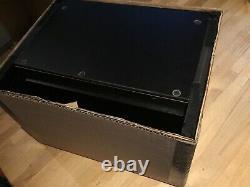 The Beatles CD Box Set / bread bin wooden roll top / 1988 / Complete Near Mint