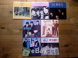 The Beatles CD Singles Collection 22 x CD's Flip Top Box Set CDBSCP1 1992