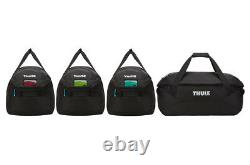 Thule 8006 Go Pack Set Roof Top Box Cargo Carry Bags Set of 4 NEW FOR 2021 Ocean