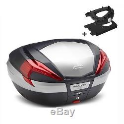 Top Box Givi Set Honda Silver Wing 400 06-09 V56N Monokey black