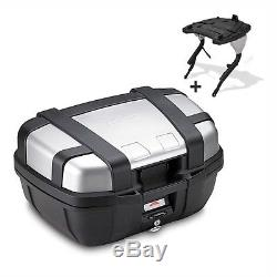 Top Box Set Givi BMW F 650 GS 00-03 TRK52N Monokey black