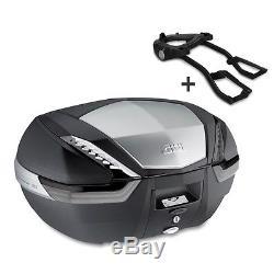 Top Box Set Givi Honda VFR 800 F 14-17 V47NT Monokey black