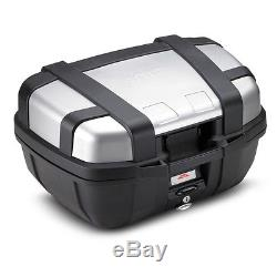 Top Box Set Givi Kawasaki ER-6f 06-08 TRK52N Monokey black