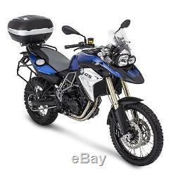 Top Box Set Givi Kawasaki ZZR 1400 12-17 V47NNT Monokey b/c