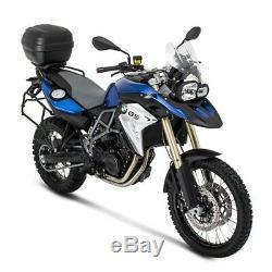Top Box Set Givi Suzuki GSR750 11-16 Monolock B27NMAL black