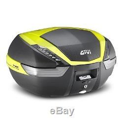 Top Box Set Givi Suzuki GSX 750 F 03-06 V47NNTFL Monokey BNY