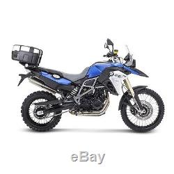 Top Box Set Givi Yamaha MT-07 Tracer 16-17 TRK33N Monokey black