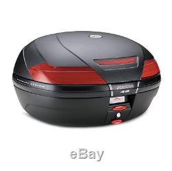 Top Box Set Suzuki Hayabusa 08-16 Kappa Monokey K49N black