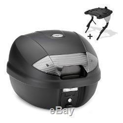 Top Box Set Yamaha FZS 600 Fazer 98-03 Kappa Monolock K30NT black