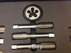 Top Quality Metric Ex Mod Tap And Die Set Hss By Gleave M14 M24 Boxed Unused