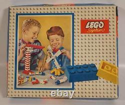 Top Rarität Vintage original Lego System 700/4 in original Karton Box