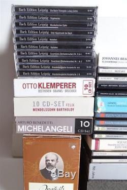 Top riesige hochwertige Klassik CD Sammlung 21 Box-Sets und über 100 Alben
