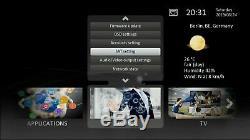 VIZYON / IMAQ 830 IPTV & Satellite TV Set Top Box/ 12 MONTH IPTV GIFT