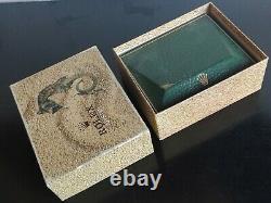 Vintage Rolex 70s / 80s Sea Horse Box Set triangle top 11.00.2