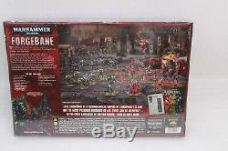 Warhammer 40k 40.000 Forgebane Spiel Game Box Set Tabletop Fantasy Spiel NEU OVP