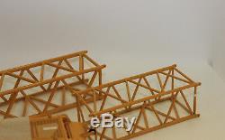 Zz Nzg 732 2 Liebherr Lattice-Top Set 54 M for Ltm 11200-9.1 150 New Boxed Zz