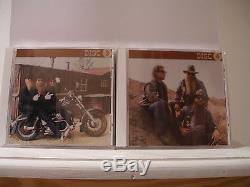 Zz Top Chrome Smoke & B. B. Q 4 CD Box Set With Two Books New Sealed