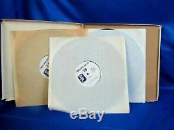 1976 Casey Kasem Top 40 Dj Radio Show Box Set All Time X-mas Compte À Rebours De Noël