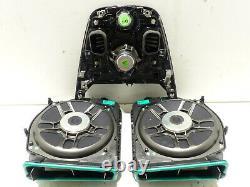 Bmw D'origine G30 G31 Set Système Hifi Bowers & Wilkins Eckblenden Lautsprecher
