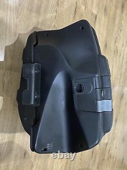 Bmw F800gt Panniers Side-cases Avec Bmw Top Box Trio Luggage Set