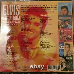 Elvis Top Album Collection Volume 2 5 Coloré Lp Box Set Et Affiche
