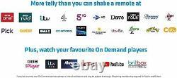 Freesat Uhd-4x 1 To Smart 4k Ultra Hd Satellite Receiver Set Top Box Recordable