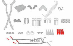 Honda Cb 1000 R 2018 Top Box Set Complète Givi B47 Blade Tech + 1165fz Set Rack