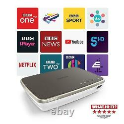Humax Fvp-4000t 1tb Freeview Set Top Box Recorder Lecture Hd Tv