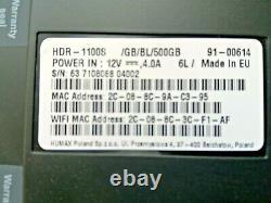 Humax Hdr-1100s 500 Go Freesat + Hd Satellite Tv Enregistreur Récepteur Set Top Box