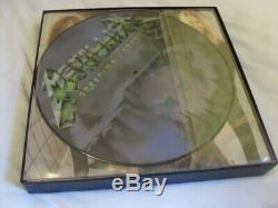Metallica -limited Boxed De Super Mega Rare Ltd Edition Massive 10 Vinyle Top